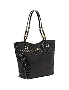 In Stitches Tote by Anne Klein