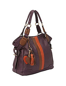Amanda Tote by Donna Bella Designs