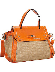 Evelyn Satchel by Donna Bella Designs