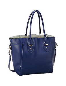 Glossy Tote by Donna Bella Designs