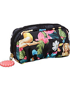 Benefit x LeSportsac Flawless Cosmetic Bag by LeSportsac