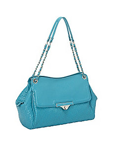 Quilted Chain Shoulder Bag by Nine West Handbags