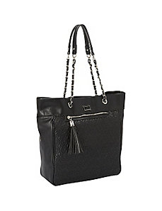 Quilted Chain Tote Bag by Nine West Handbags