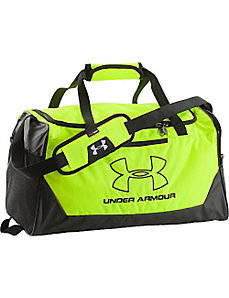 Hustle-R SM Duffel by Under Armour