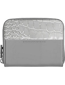 RFID Blocking Change Purse by Stewart Stand