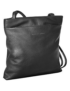 Square Slim Tote by Derek Alexander Leather