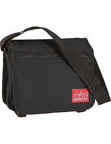 Europa Expandable Messenger Bag (small) by Manhattan Portage