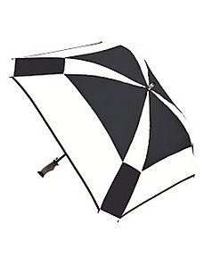 Gellas Auto Open Vented Square Golf Umbrella by ShedRain