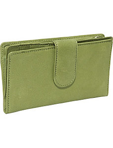 Cashmere Card Case Wallet by Osgoode Marley