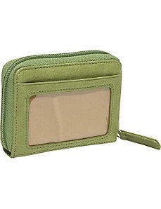 Cashmere Accordion Change Purse by Osgoode Marley