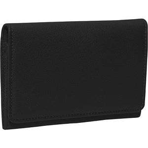 Wallet W/Removable Key Ring