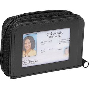 Id Wallet W/Key Fob