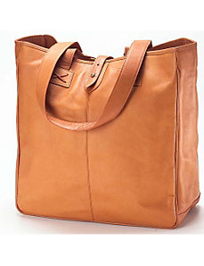 Vachetta Small Shopper by Clava