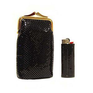 Classic Cigarette Case And Lighter Case