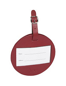 Color Circle Luggage Tag by Clava