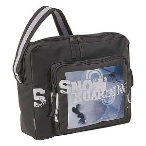 DCK Snow Shoulder Bag