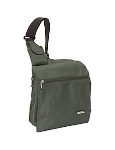 Large Messenger-Style Shoulder Bag by Travelon