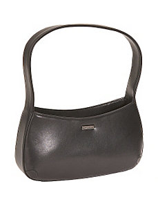 Leather Baby Belle Handbag by Bisadora