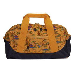 Dinosaur Duffel Bag