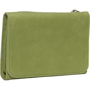 Cashmere Snap Wallet