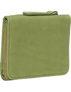 Cashmere Ultra Mini Wallet by Osgoode Marley
