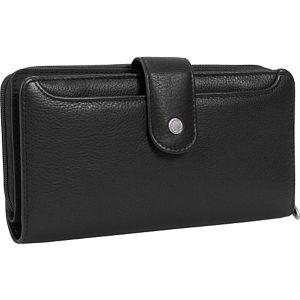 Hudson Checkbook Wallet