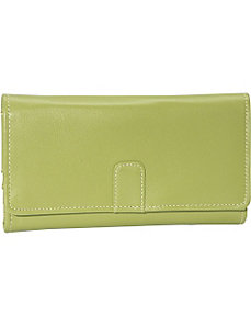 Deluxe Ladies Wallet by Piel