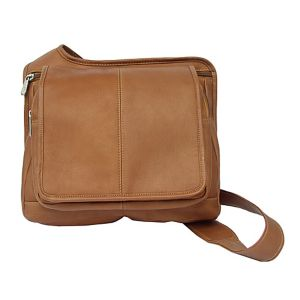 Slim-Line Flap Over Lady's Bag