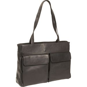 Tuscan Leather Laptop Tote