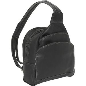 Three-Pocket Sling Bag