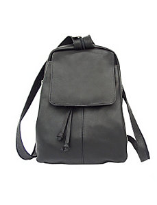 Small Drawstring Backpack by Piel