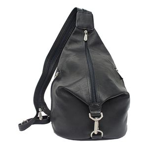 Three-Zip Hobo Sling