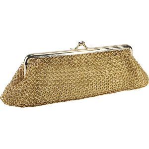 Mini Metal Mesh Clutch