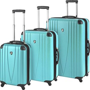 4 WD? 3-Piece Luggage Set