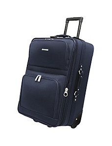 Voyager 21' Rolling Carry-On Case by Traveler's Choice