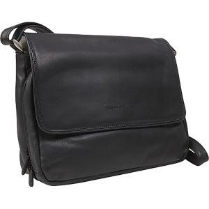 Three Quarter Front Flap Handbag