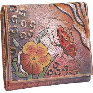 Three Fold Wallet - Premium Floral Safari