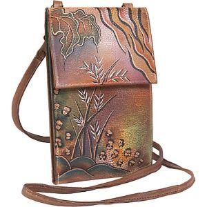 Organizer Wallet on a String - Premium Safari