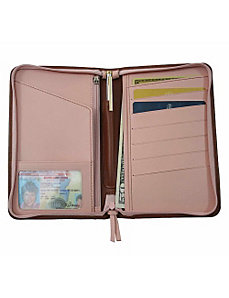 Passport Travel Wallet by Royce Leather