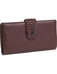 Hailey-Super Wallet by Buxton