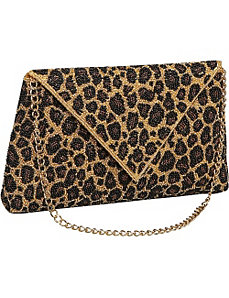 Animal Print Envelope Flap by Inge Christopher