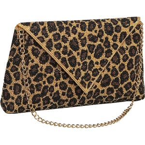 Animal Print Envelope Flap