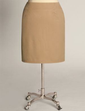 Classic Pencil Skirt in Camel