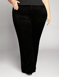 Classic Pants in Black by Eliza Parker