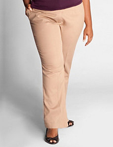 Classic Pants in Camel by Eliza Parker