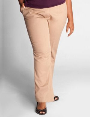 Classic Pants in Camel