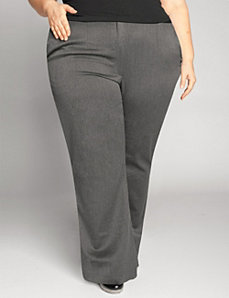 Classic Pants in Charcoal by Eliza Parker