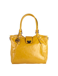 Leslie Double Shoulder Tote by Emilie M