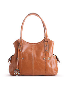 Laura Double Shoulder Bag by Emilie M