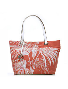 Aimee Canvas Beach Tote by Emilie M